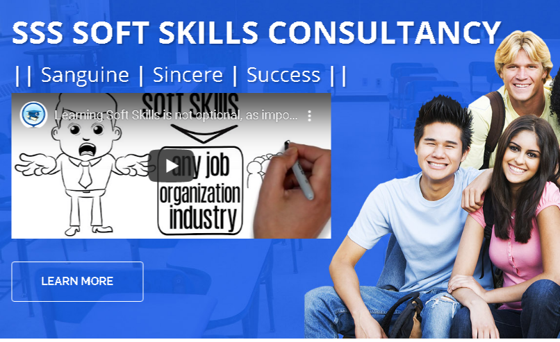Welcome to SSS Soft Skills – Training Consultancy