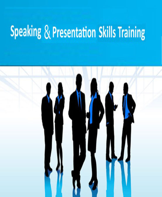 Speaking & Presentation Training